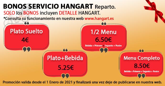 HANGART Coffe Restaurante en Elche Parque Empresarial - Servicio de Catering en Empresas